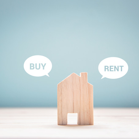 Renting vs. Buying - Is Now the Right Time to Buy A House?