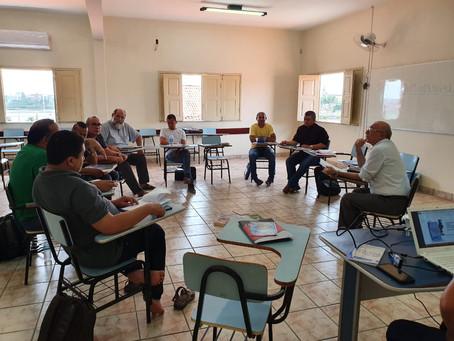 Encontro com os coordenadores de Pastoral das dioceses Regional NE5