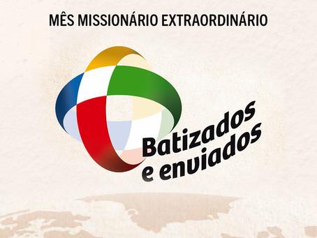 CNBB e POM realizam eventos para o mês e a campanha missionária 2019