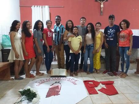 IV encontro da Pastoral da Juventude da Comunidade Sagrado Coração de Jesus