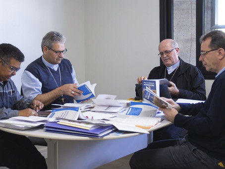 Comissão Missionária se encontra para planejar ações para o quadriênio 2019-2023
