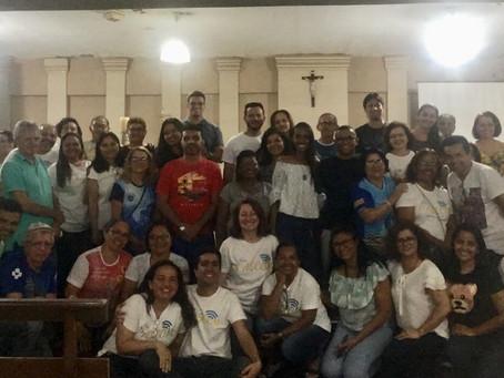 Workshop de Comunicação da Paróquia Santa Paulina