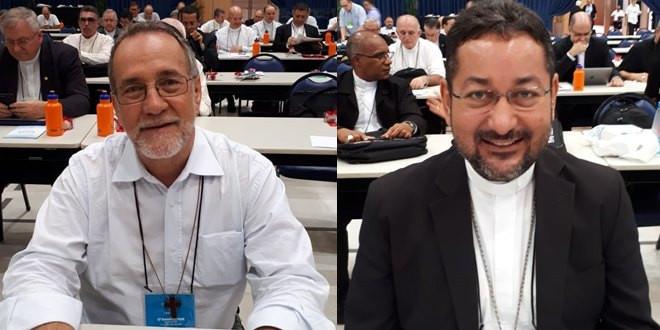 Dom Esmeraldo Barreto e dom Rubival Cabral