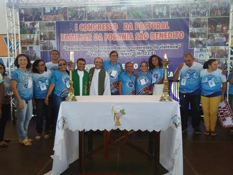 Caminhos de Evangelização na forania São Benedito: Pastoral Familiar