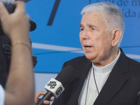 Dom José Belisário apresenta o tema central da 57ª AG da CNBB