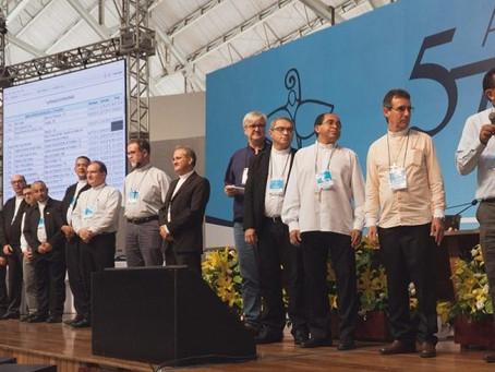 Bispos recém nomeados participam de encontro anual na CNBB