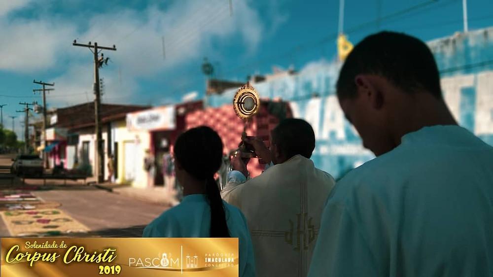 Foto: Pascom Paróquia Imaculada Conceição