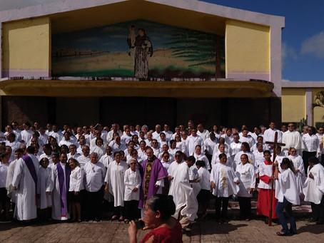 Retiro formativo diocesano