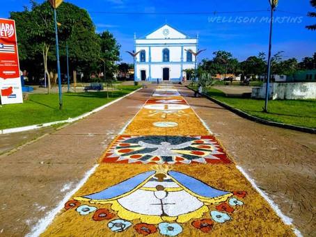 Paróquia de Rosário celebra solenidade de Corpus Christi