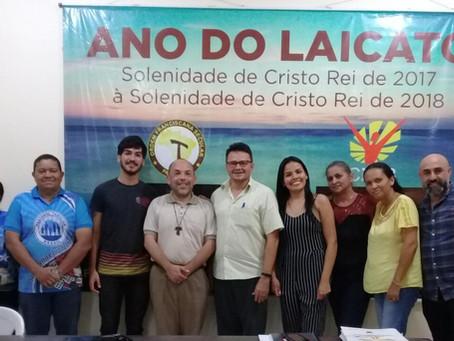 Reunião em preparação a Solenidade de Corpus Christi é realizada em São Luís