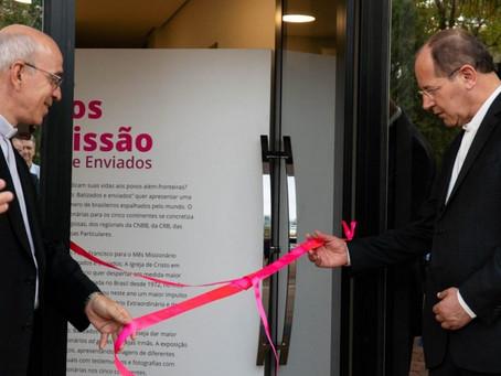 """CNBB e POM lançam Mês e Campanha Missionária 2019 e a exposição """"Rostos da Missão"""""""