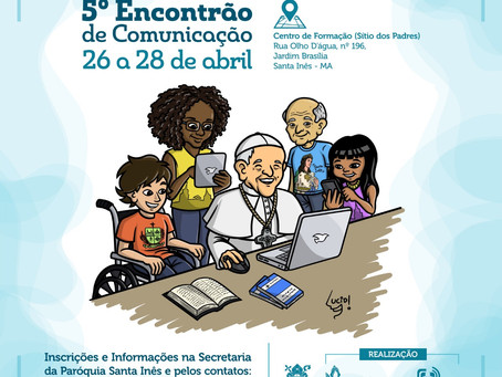 Diocese de Viana inicia o 5° Encontrão da Comunicação