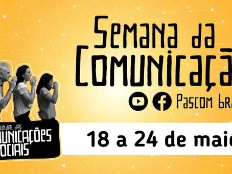 Semana da Comunicação em preparação ao DMCS