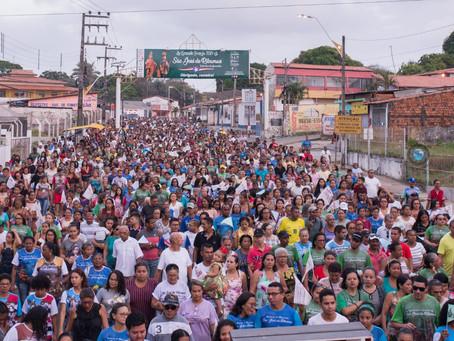 Abertura do Grande Festejo do Padroeiro do Maranhão