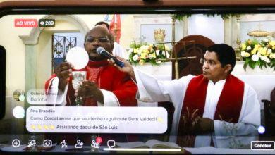Missa na diocese de Brejo em favor do Maranhão e do Brasil