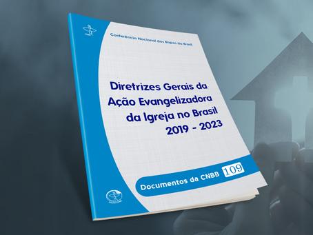 CNBB publica as Diretrizes Gerais da Ação Evangelizadora 2019-2023