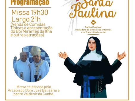 Festejo de Santa Paulina