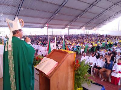 V Encontrão dos catequistas em Buriticupu