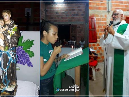 Comunidade em Coroatá festeja Santo Antônio