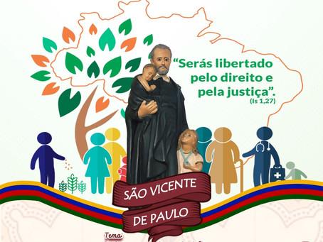 Festejo de São Vicente de Paulo