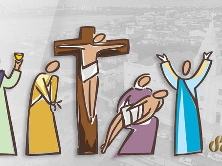 Programação da Semana Santa em algumas paróquias da Arquidiocese de São Luís