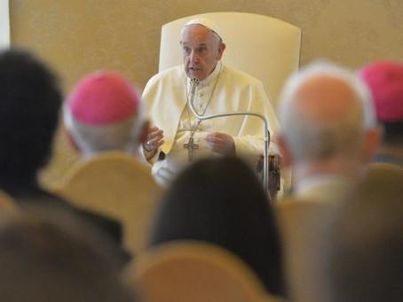 Papa Francisco: cultivar vocações não significa procurar novos membros