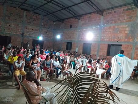 Comunidade Sousalândia encerra Festejo de Jesus Misericordioso em Buriticupu