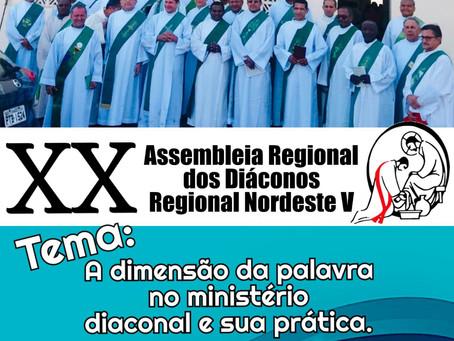 Assembleia Regional dos Diáconos RE NE V