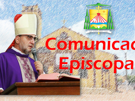 Bispo da Diocese de Zé Doca realiza Comunicado Episcopal