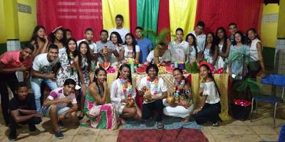 Formação anual de coordenação da Pastoral da Juventude