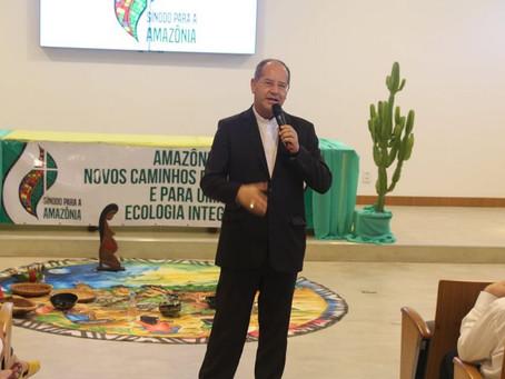 Presidência da CNBB participa de Seminário de Estudo do Documento de Trabalho do Sínodo para a Amazô