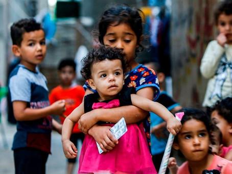 Papa faz apelo à proteção dos refugiados, uma garantia de dignidade e segurança