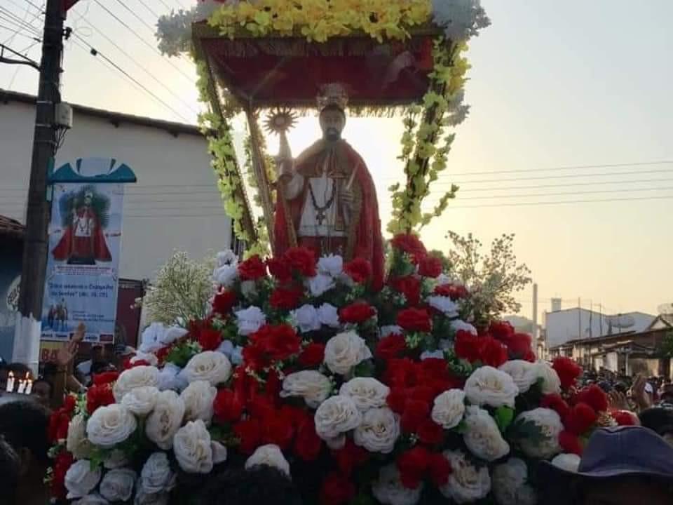 Foto: Pascom Paróquia Nossa Senhora do Rosário e São Benedito.