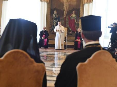 Papa. Sínodo, sinodalidade e Espírito Santo