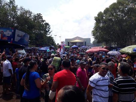 Festejo de São Raimundo Nonato dos Mulunduns