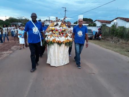 Festejo de Nossa Senhora do Carmo em Rosário