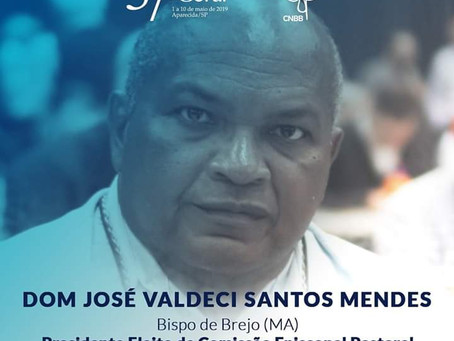 Dom Valdeci é eleito para a Comissão para Ação Social Transformadora da CNBB