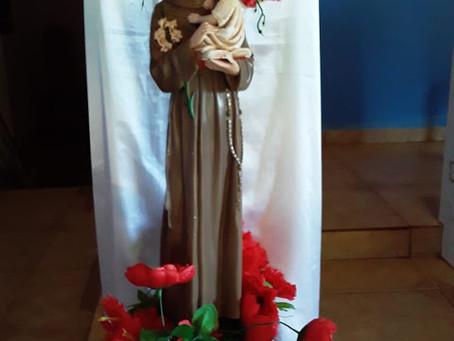 Comunidade Pau Ferrado  da Paróquia Santa Luzia- Buriticupu-MA