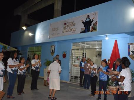 Paróquia Santa Paulina e Comissão de Direito das Famílias da OAB/MA    realizam ação social