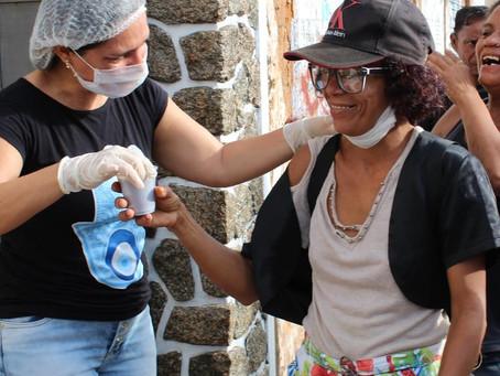Projeto Café Solidário é realizado em São Luís