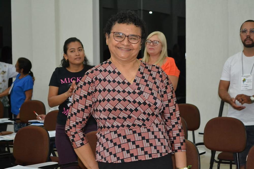 Martha Bispo, secretária executiva CNBB RE NE V