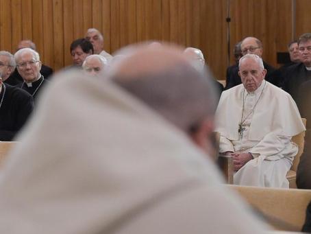 Quaresma, um retorno ao que é essencial. O itinerário do papa Francisco