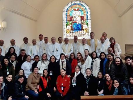 Pastoral da Criança promove encontro com bispos de doze estados brasileiros