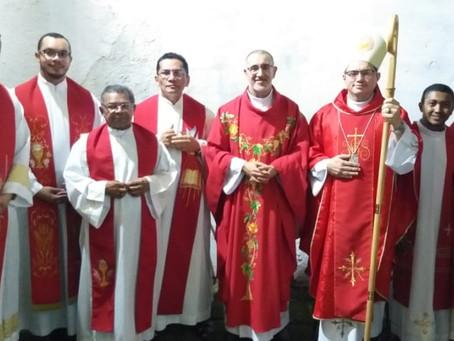 Seminário São Bonifácio encerra Tríduo em honra ao seu padroeiro