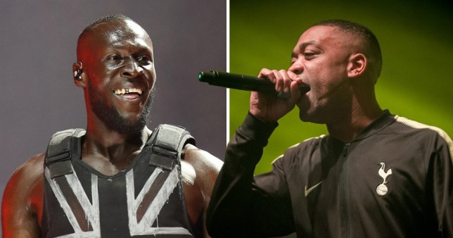 stormzy vs wiley is in full swing, cadell is now in the royal rumble