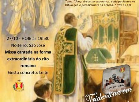 Missa Tridentina em Olinda/PE