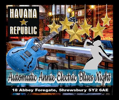 Electrc Blues Nights