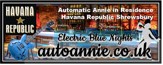 Electric Blues at Havana Republic
