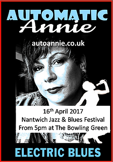 Automatic Annie at The Bowling Green Pub
