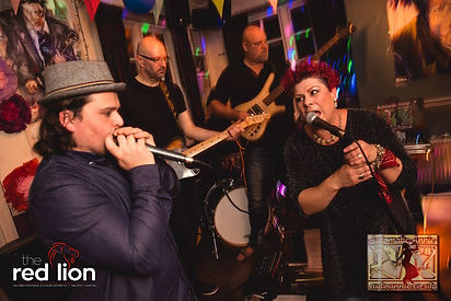 Automatic Annie Live at The Red Lion Winsford
